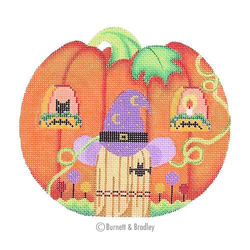 BB 0523 - Pumpkin House