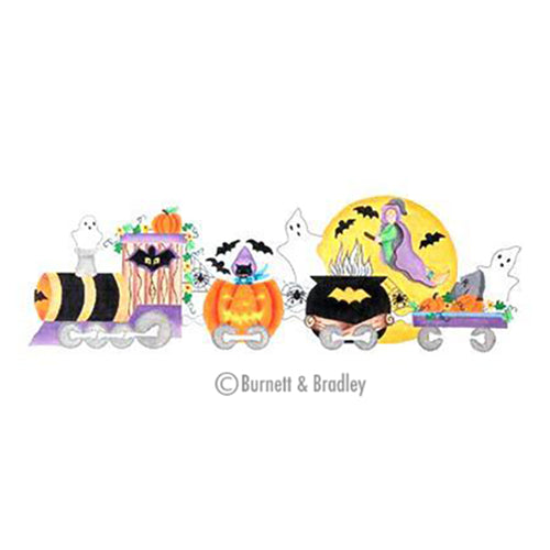 BB 0528 - Halloween Train