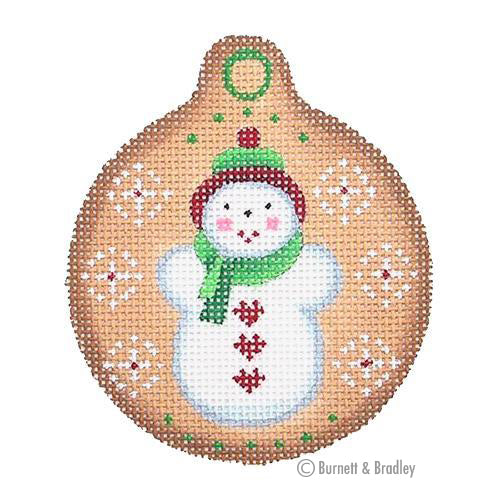 BB 0962 - Snowman Bauble
