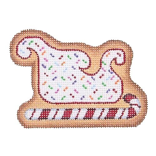 BB 1063 - Sleigh with Sprinkles