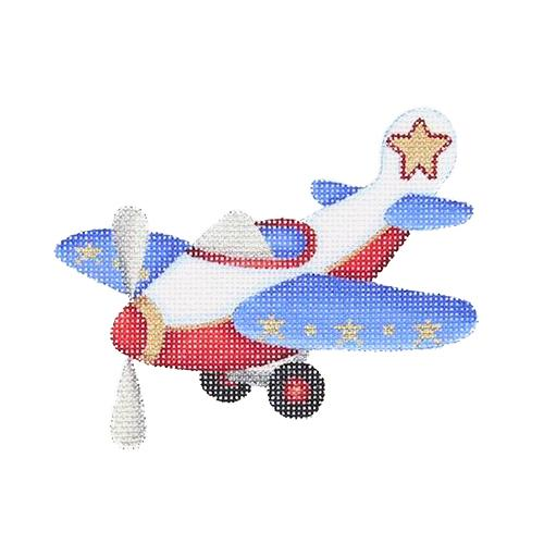 BB 1461 - Airplane Ornament