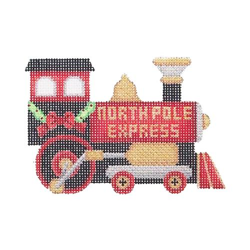 BB 1462 - North Pole Express Ornament