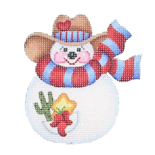BB 1584 - Snowball - Cactus & Chili Peppers in Pocket