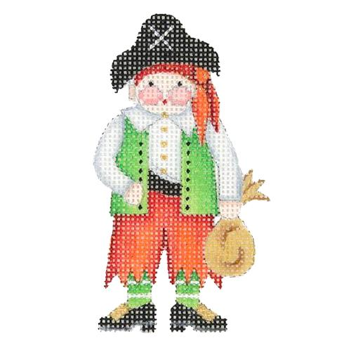 BB 1988 - Trick or Treater - Pirate
