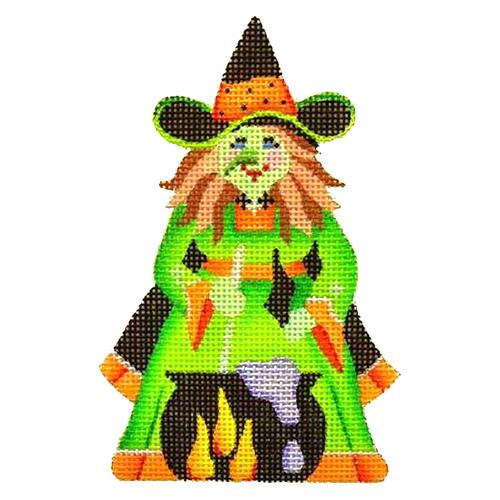 BB 2403 - Witch with Cauldron