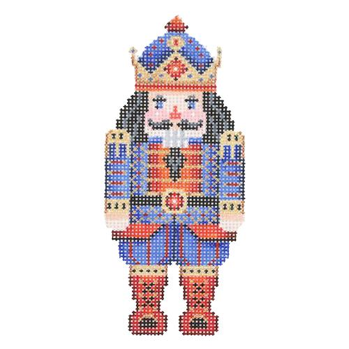 BB 2950 - Nutcracker - Blue, Red & Gold