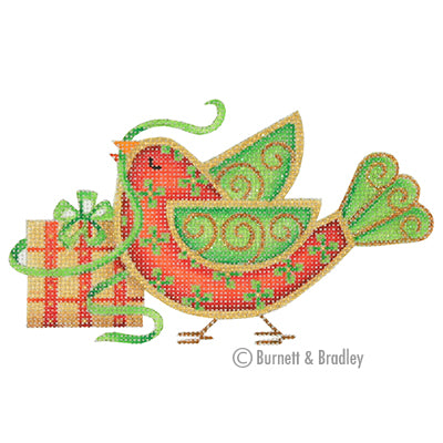 BB 3075 - Christmas Sweetie Tweetie - Package