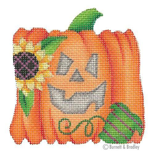BB 6024 - Mini Pumpkin - Sunflower