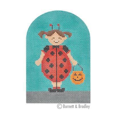 BB 6065 - Ladybug Trick Or Treater