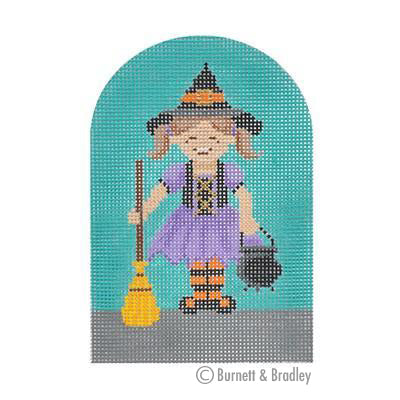 BB 6066 - Little Witch Trick Or Treater