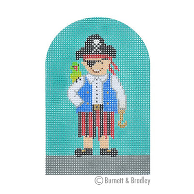 BB 6067 - Pirate Trick Or Treater