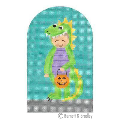 BB 6068 - Dinosaur Trick Or Treater