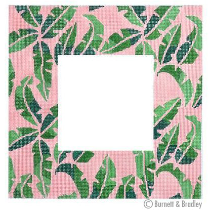 BB 6082 - Banana Palm Frame - Pink
