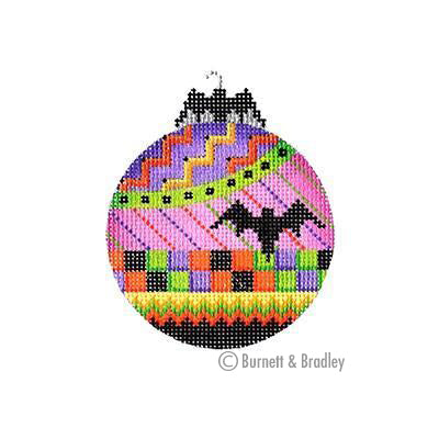 BB 6099 - Halloween Bat Bauble - Bat