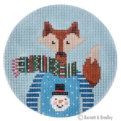 BB 6120 - Tacky Sweater Party - Red Fox