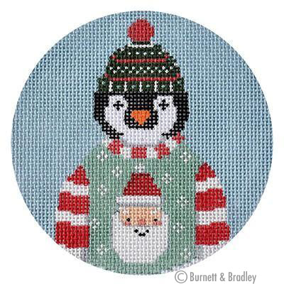 BB 6121 - Tacky Sweater Party - Penguin