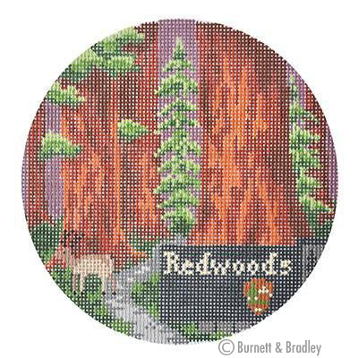BB 6142 - Explore America - Redwoods