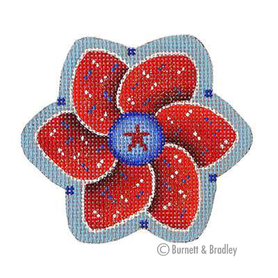 BB 6151 - Americana - Red Pinwheel