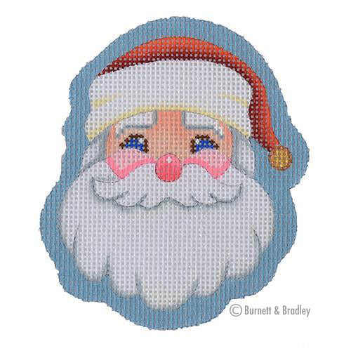 BB 6156 Santa Face Ornament