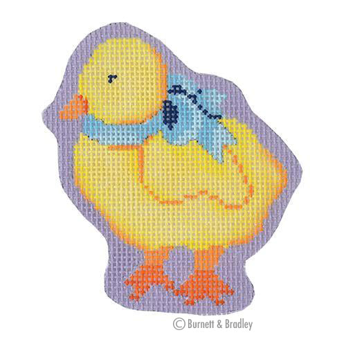 BB 6169 Hoppy Easter - Chick with Blue Bow