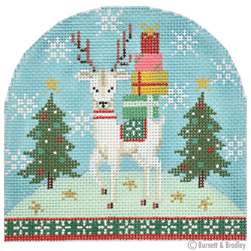 BB 6188 - Reindeer with Packages