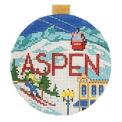 KB 1578 - Ski Resorts - Aspen