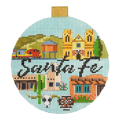 KB 1577 - Travel Round - Santa Fe