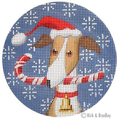 KB 071 - Greyhound Xmas Circle