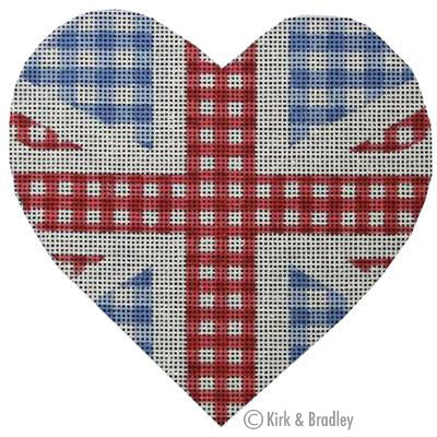 KB 093 - Union Jack Heart