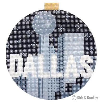 KB 1172 - City Bauble - Dallas