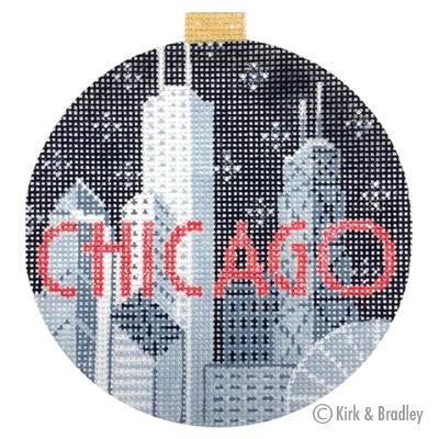 KB 1173 - City Bauble - Chicago