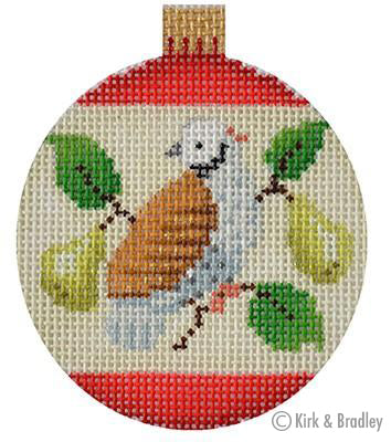 KB 1178 - 12 Days Bauble - Partridge