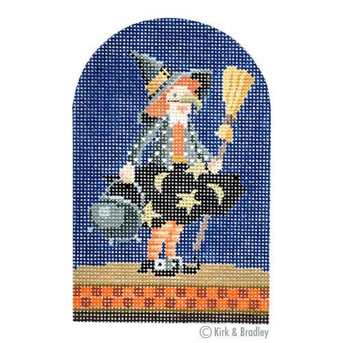 KB 1242 - Trick-or-Treater - Witch