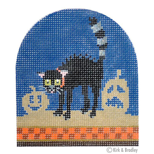 KB 1247 - Spooky Animal - Cat