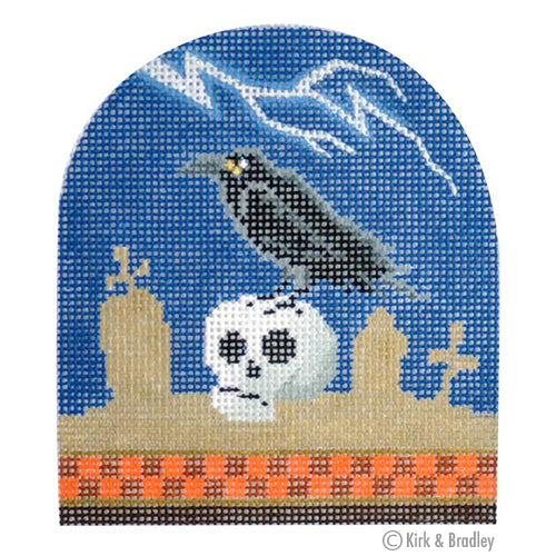 KB 1248 - Spooky Animal - Crow