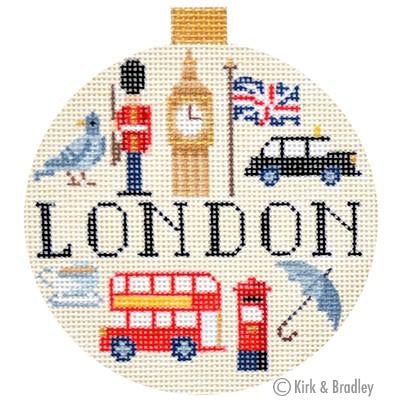 KB 1259 - Travel Round - London