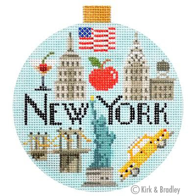 KB 1260 - Travel Round - New York