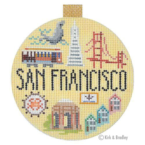 KB 1264 - Travel Round - San Francisco