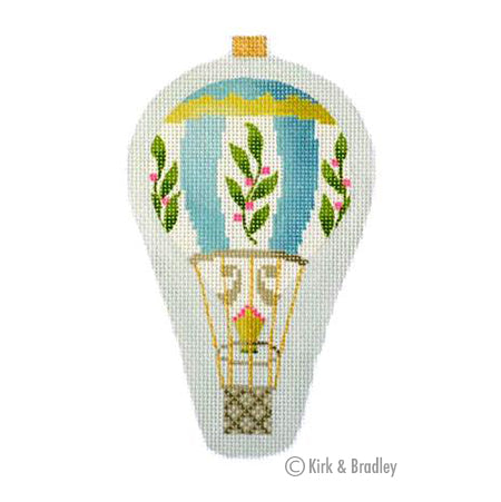 KB 1273 - Mini Balloon - Blue Holly