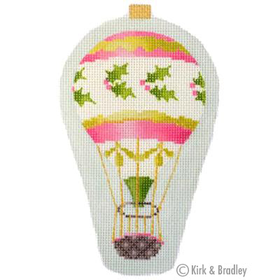 KB 1277 - Mini Balloon - Pink Holly