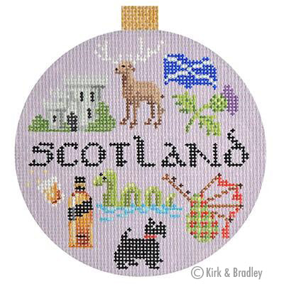 KB 1279 - Travel Round - Scotland