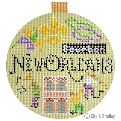 KB 1280 - Travel Round - New Orleans