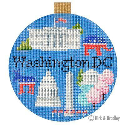 KB 1289 - Travel Round - Washington DC