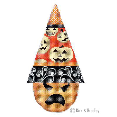 KB 1300 - Halloween Hat - Jack O'Lanterns
