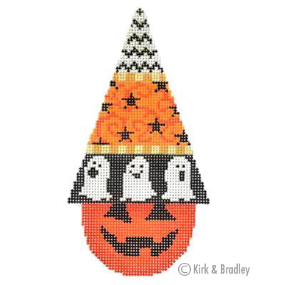 KB 1304 - Halloween Hat - Ghosts with SG