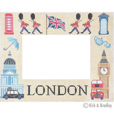 KB 1306 - London Picture Frame