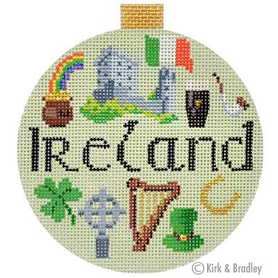 KB 1319 - Travel Round - Ireland