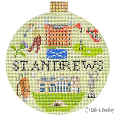 KB 1321 - Sporting Round - St. Andrews