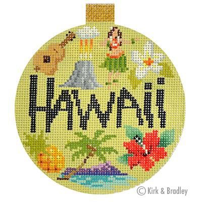 KB 1328 - Travel Round - Hawaii