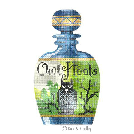 KB 1338 - Owl Hoots Poison Bottle
